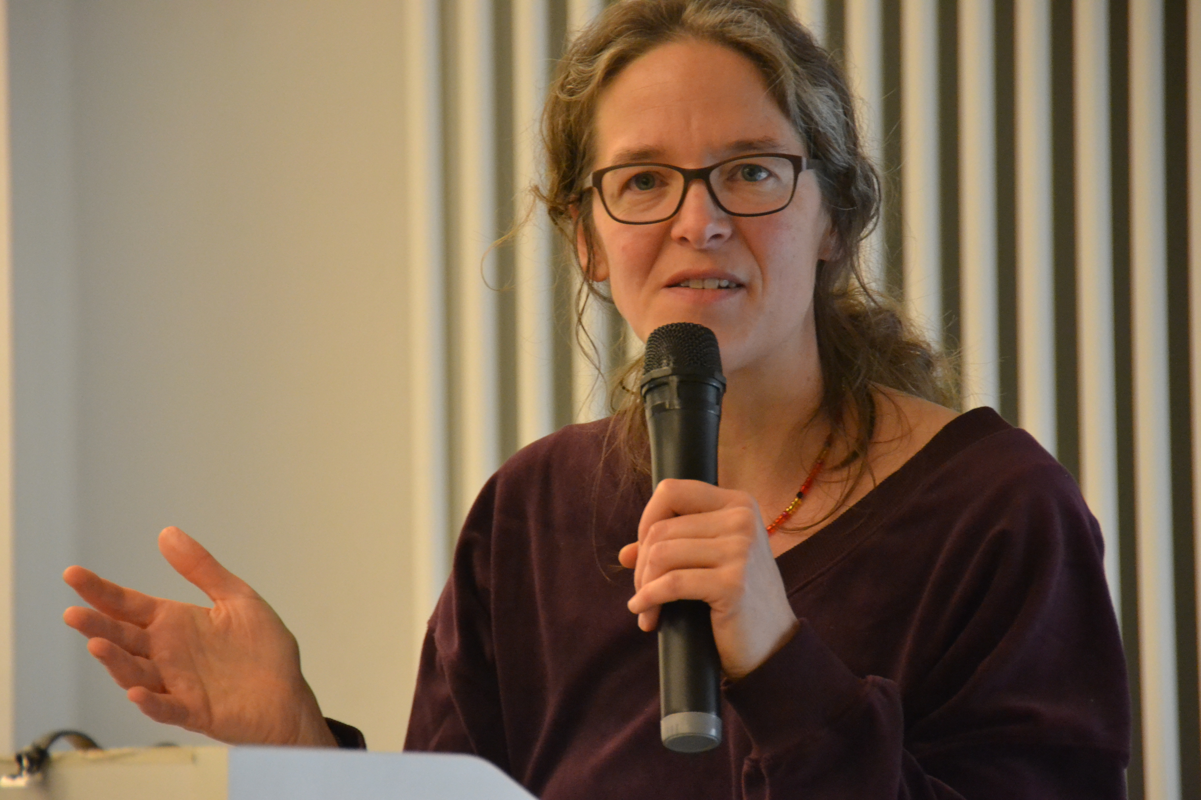 Prof. Dr. Friederike Wapler, Thementag Inter*geschlechtlichkeit der HLCMR