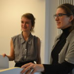 Franziska Brachthäuser, Theresa Richarz, Thementag Inter*geschlechtlichkeit der HLCMR